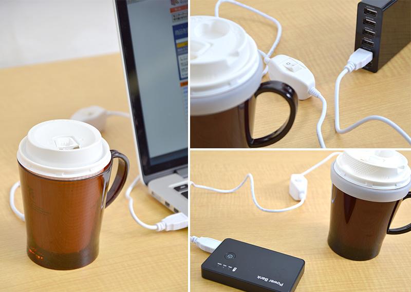 USBにつなぐだけですぐ使える